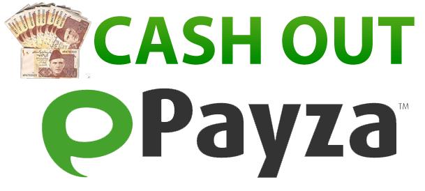 cashout payza balance