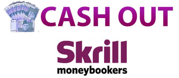 cashout Money Bookers balance