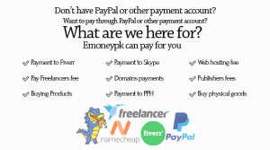paypal payment pakistan
