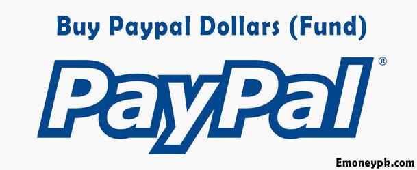 buy paypal dollars pakistan