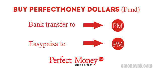buy perfectmoney dollars