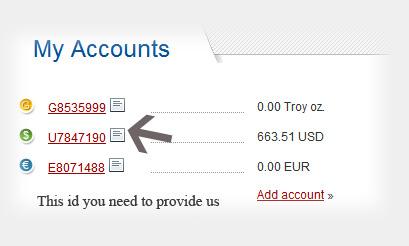 perfectmoney account id