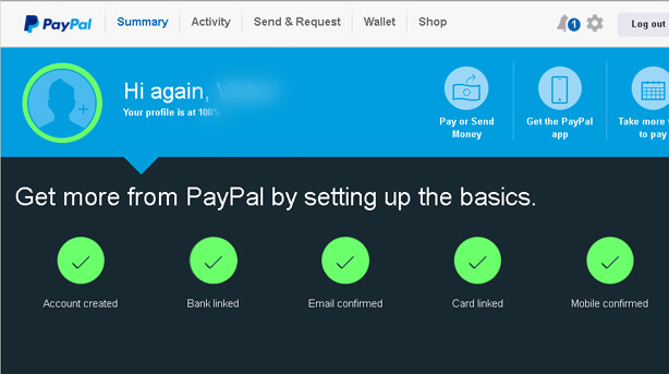 100Verified-paypal-demo
