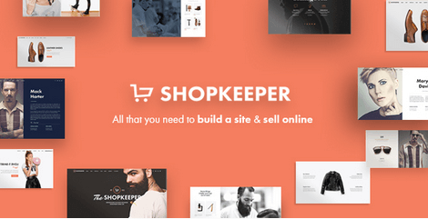 wordpress best theme for online shop store