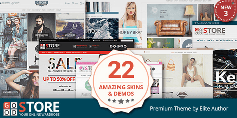wordpress best theme for e commerce store