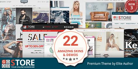 wordpress best theme for e commerce store