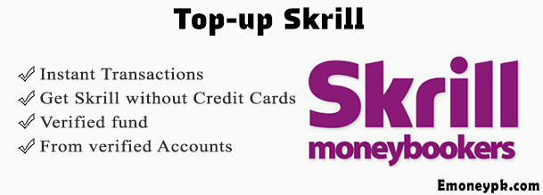 buy skrill in pakistan