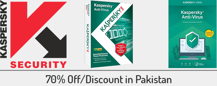 Kaspersky in Pakistan
